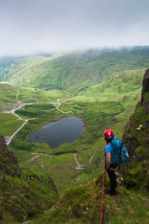 Knockboy 706m Mountain Shehy Knockboy Cork Ireland At