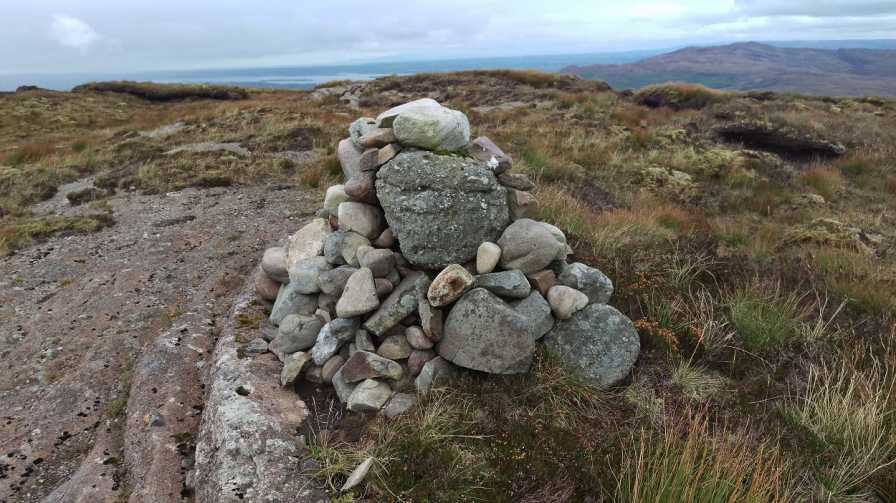 MountainViews.ie Picture about mountain Burren in area North Mayo, Ireland