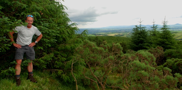 MountainViews.ie Picture about mountain Corbally Hill  in area Midlands SW, Ireland