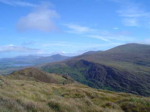 MountainViews.ie Picture about mountain Glencappul Top in area Mangerton, Ireland