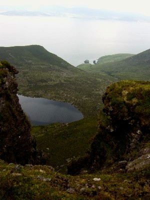 MountainViews.ie Picture about mountain Knocknadobar in area Iveragh NW, Ireland