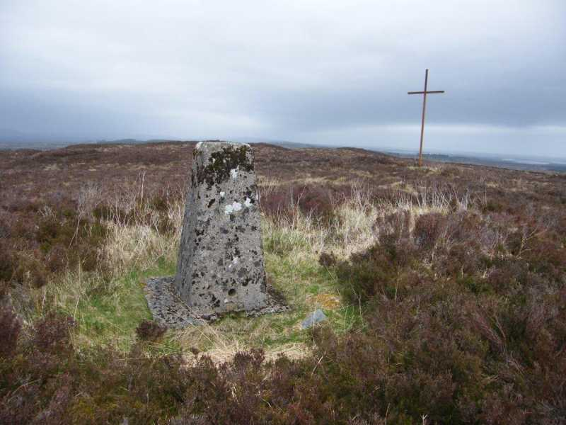 MountainViews.ie Picture about mountain Bockagh Hill in area North Midlands, Ireland