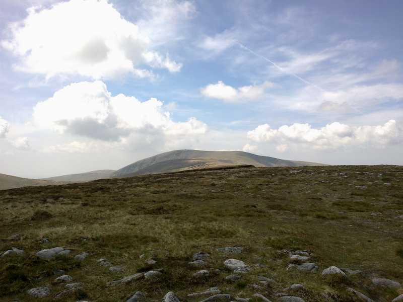 Lugnaquilla 925m Mountain Dublin Wicklow Wicklow