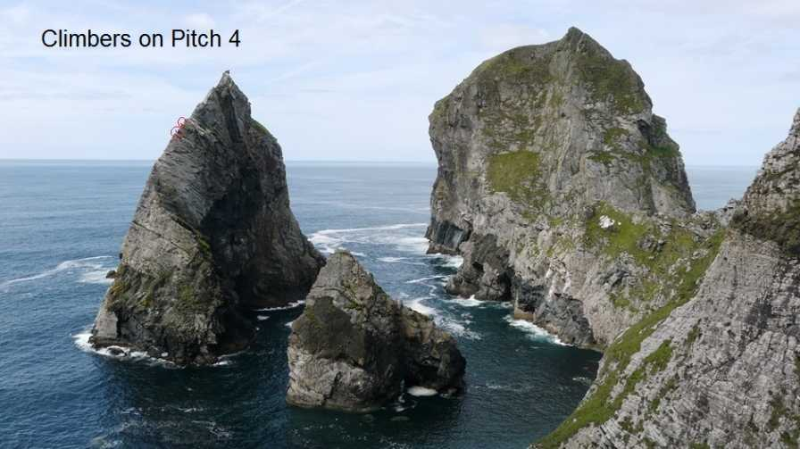 MountainViews.ie Picture about mountain Tormore Island South (<i>An Tor Mór Theas</i>) in area Donegal SW, Ireland