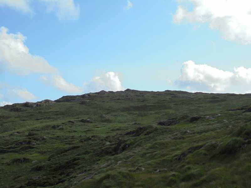 MountainViews.ie Picture about mountain Caoinkeen South-East Top in area Shehy/Knockboy, Ireland