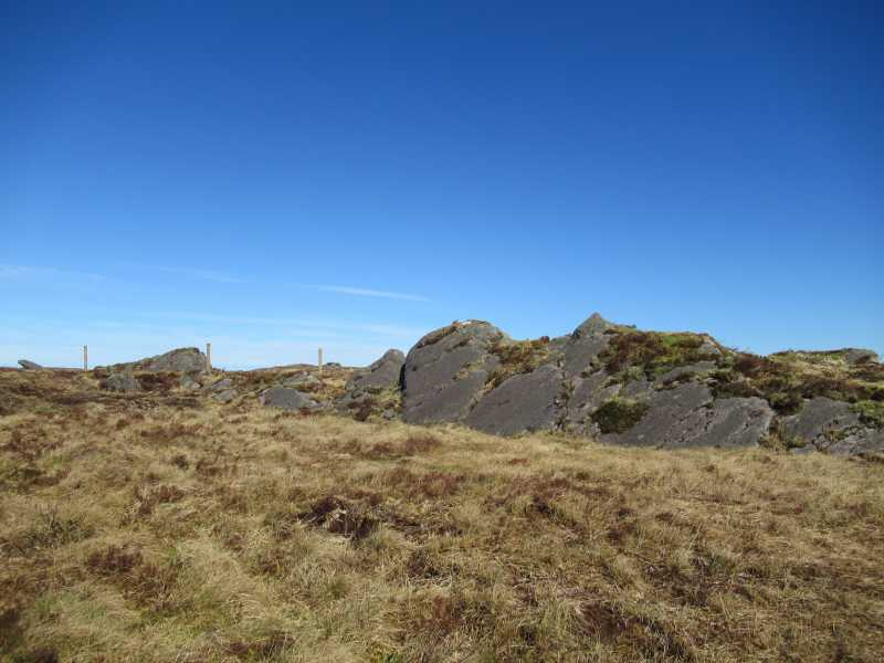 MountainViews.ie Picture about mountain Bealick in area Shehy/Knockboy, Ireland