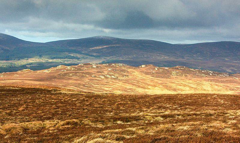 MountainViews.ie Picture about mountain Kanturk in area Dublin/Wicklow, Ireland