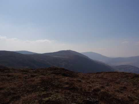 MountainViews.ie Picture about mountain Carran Far North Top in area Shehy/Knockboy, County Kerry, Ireland