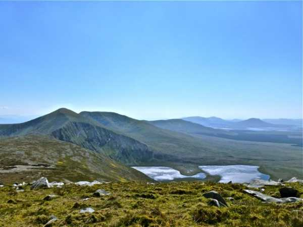 MountainViews.ie Picture about mountain Glennamong in area North Mayo, Ireland