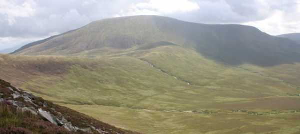 MountainViews.ie Picture about mountain Nephin Beg in area North Mayo, Ireland