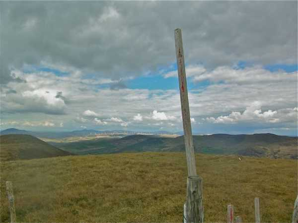 MountainViews.ie Picture about mountain Knocknamanagh NE Top in area Shehy/Knockboy, Ireland
