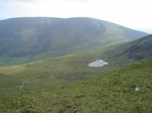 MountainViews.ie Picture about mountain An Scraig in area Brandon Group, Ireland