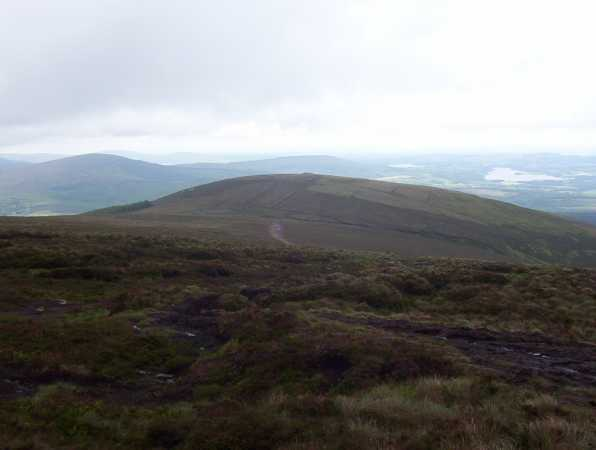 MountainViews.ie Picture about mountain Seefin in area Dublin/Wicklow, Ireland