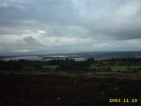MountainViews.ie Picture about mountain Mangerton in area Mangerton, Ireland