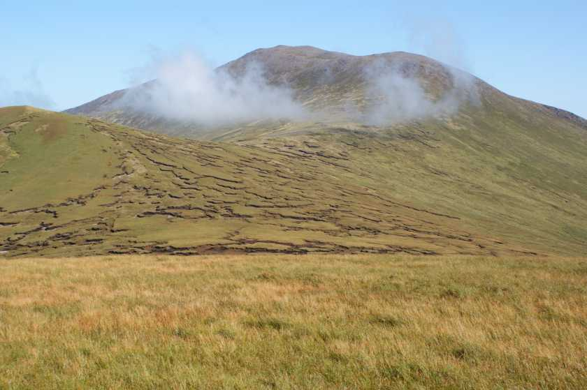 MountainViews.ie Picture about mountain Binn os Gaoith in area Central Dingle, Ireland