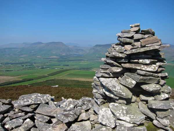 MountainViews.ie Picture about mountain Brickany in area Central Dingle, County Kerry, Ireland