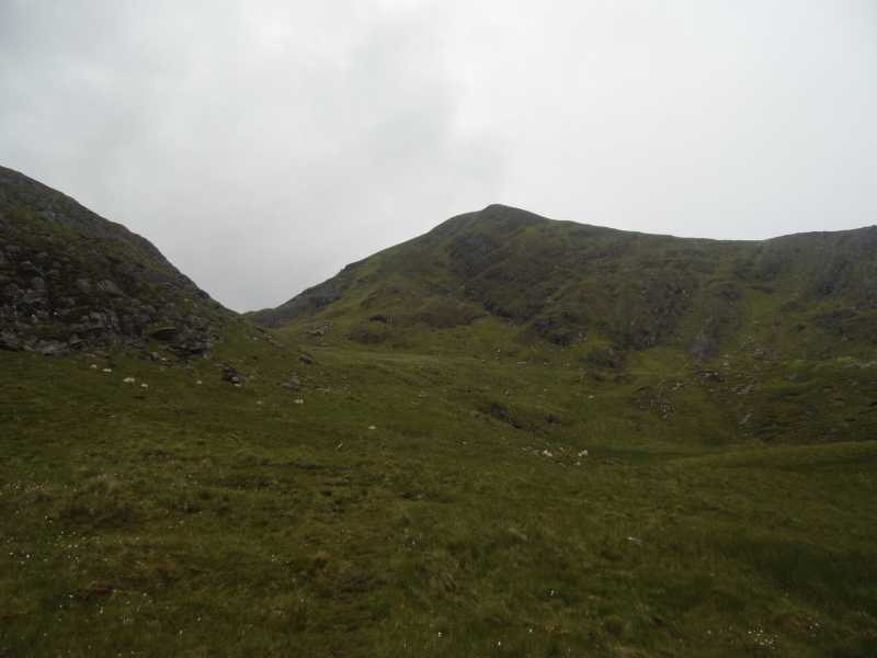MountainViews.ie Picture about mountain Eagles Hill in area Dunkerron Mountains, Ireland