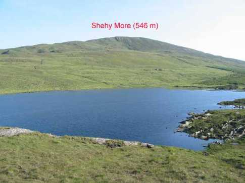 MountainViews.ie Picture about mountain Shehy More in area Shehy/Knockboy, Ireland