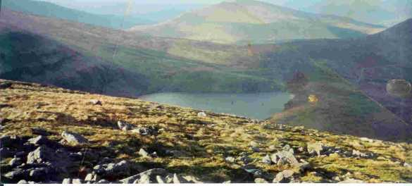 MountainViews.ie Picture about mountain Greenane in area Galty Mountains, Ireland