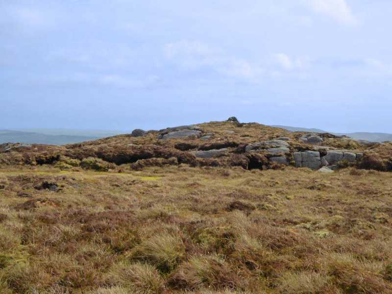 MountainViews.ie Picture about mountain Coomataggart in area Shehy/Knockboy, Ireland