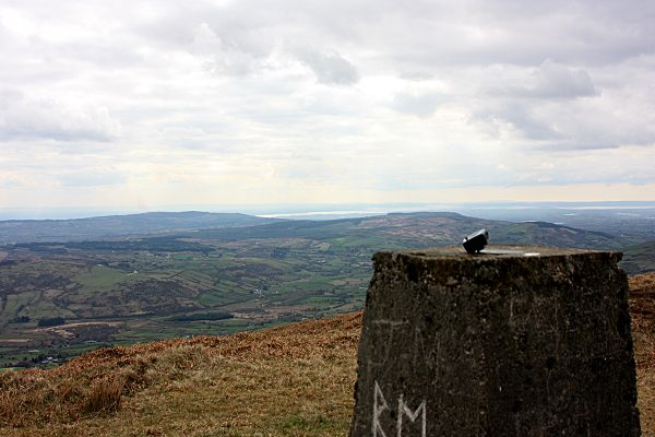 MountainViews.ie Picture about mountain Cragnamurragh in area Shannon, Ireland