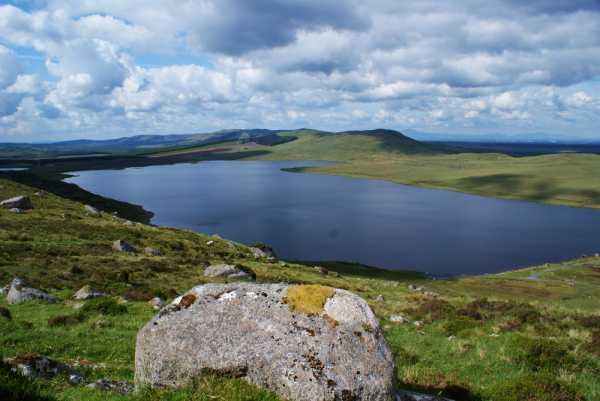 MountainViews.ie Picture about mountain Annatoran in area Ox Mountains, Ireland