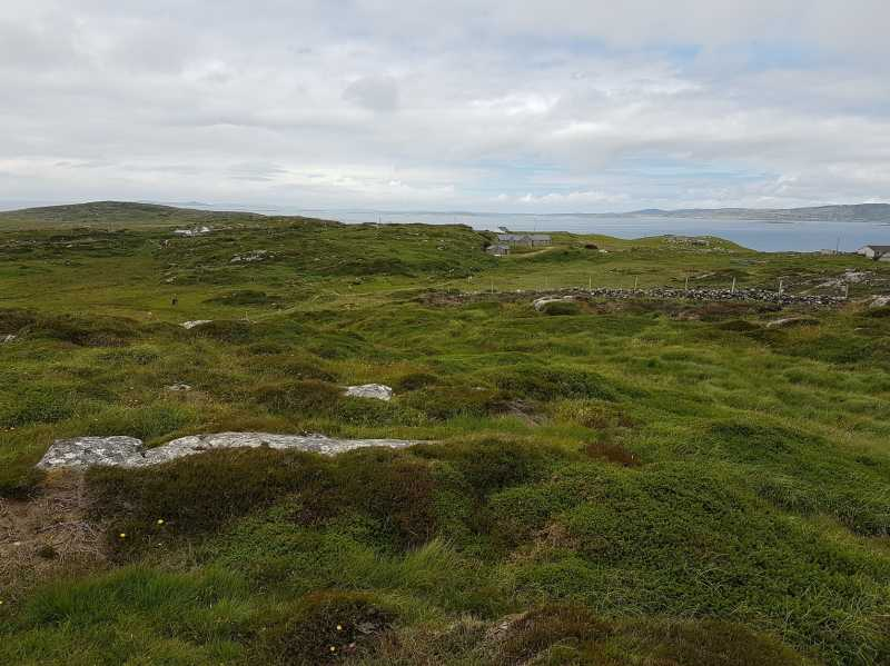 MountainViews.ie Picture about mountain Mannin Beg in area Galway Coastal Hill, Ireland