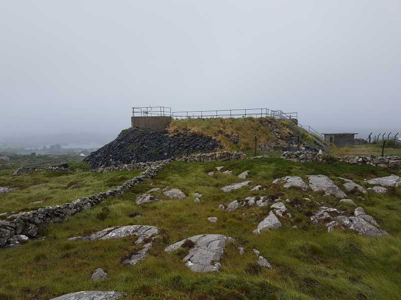 MountainViews.ie Picture about mountain Rosan Mhíl in area Galway Coastal Hill, Ireland