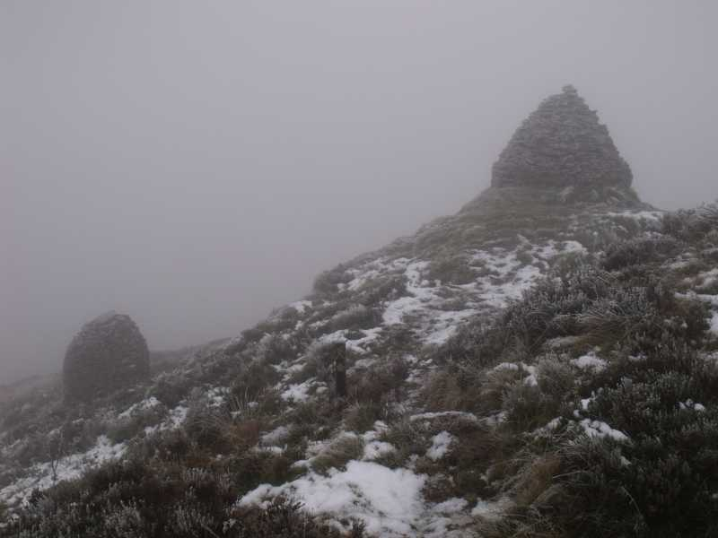Ridge of Capard 483m hill, Slieve Bloom Ireland at MountainViews ie