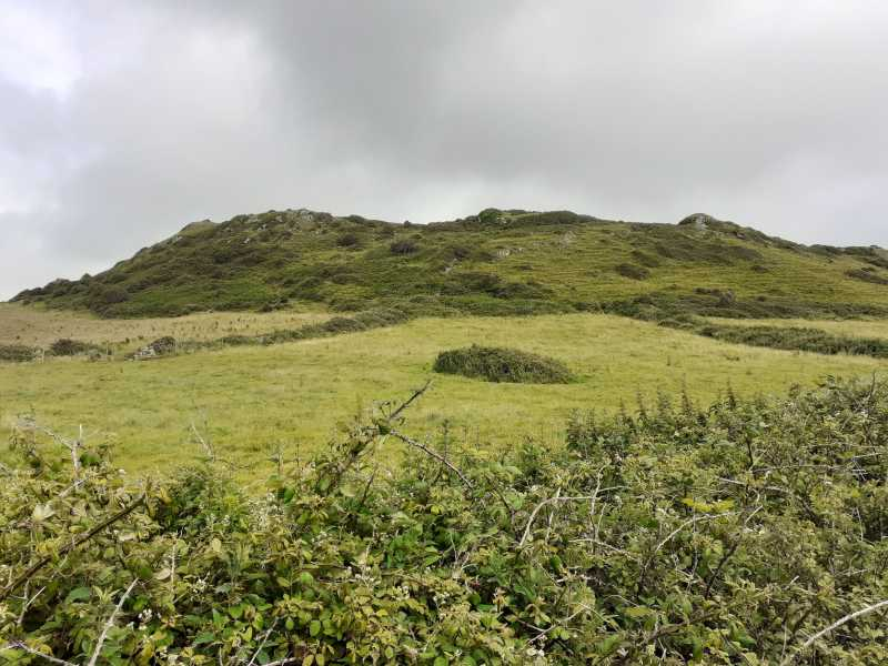 MountainViews.ie Picture about mountain Kilfenora Hill in area Kerry Coastal Hill, Ireland