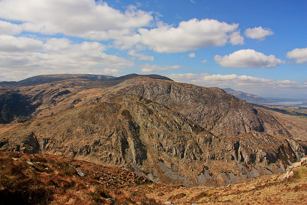 MountainViews.ie Picture about mountain Crohane SW Top in area Mangerton, Ireland
