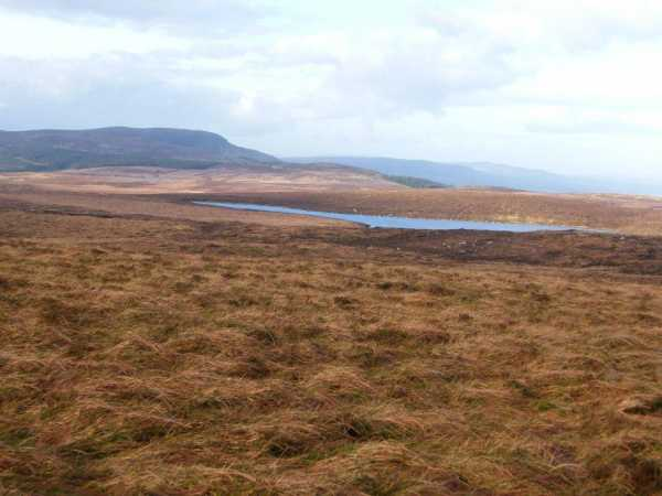 MountainViews.ie Picture about mountain Benbrack W Top in area Breifne, Ireland
