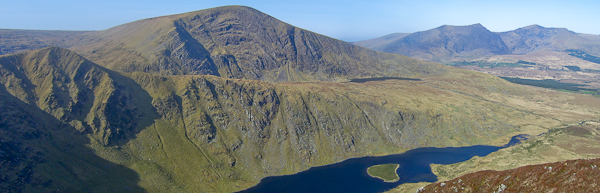 MountainViews.ie Picture about mountain An Starraicín in area Central Dingle, Ireland
