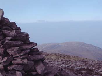 MountainViews.ie Picture about mountain Knockmoylan in area Knockmealdown Mountains, Ireland