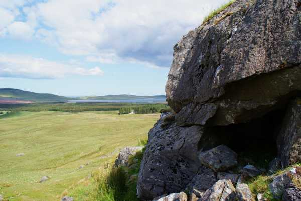 MountainViews.ie Picture about mountain Cloonacool in area Ox Mountains, Ireland