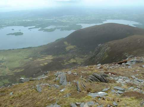 MountainViews.ie Picture about mountain Shehy Mountain in area Purple Mountain, Ireland