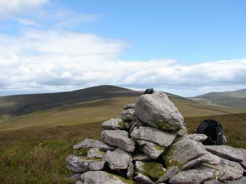 MountainViews.ie Picture about mountain Laghtnafrankee SW Top in area Comeragh Mountains, Ireland