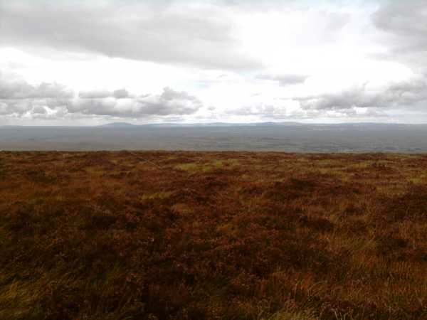 MountainViews.ie Picture about mountain Moneyoran Hill in area Sperrin Mountains, Ireland