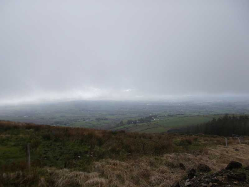MountainViews.ie Picture about mountain Knockatee in area W Limerick/N Kerry, Ireland