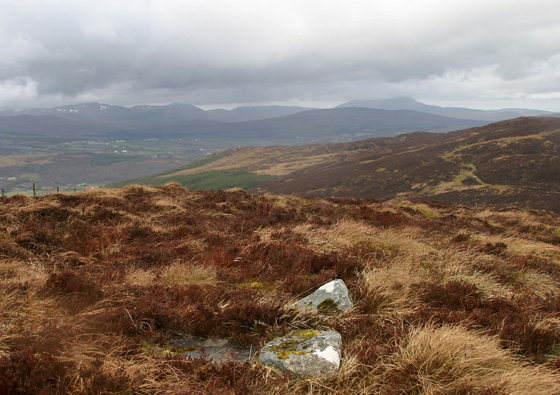 MountainViews.ie Picture about mountain Gregory Hill in area Donegal NW, County Donegal, Ireland