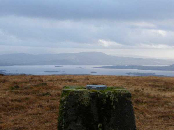 MountainViews.ie Picture about mountain Cappaghabaun Mountain East in area Shannon, Ireland