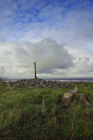 MountainViews.ie Picture about mountain Mullaghmeen in area North Midlands, County Westmeath, Ireland