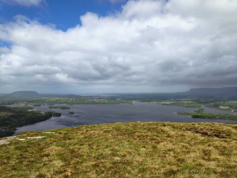 MountainViews.ie Picture about mountain Killerry Mountain in area Ox Mountains, Ireland