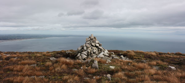 MountainViews.ie Picture about mountain Millstone Mountain in area Mourne Mountains, County Down, Ireland