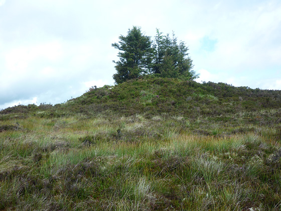 MountainViews.ie Picture about mountain Mongorry Hill in area Inishowen, Ireland