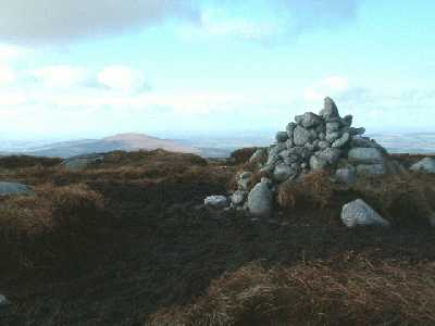 MountainViews.ie Picture about mountain Gravale in area Dublin/Wicklow, Ireland