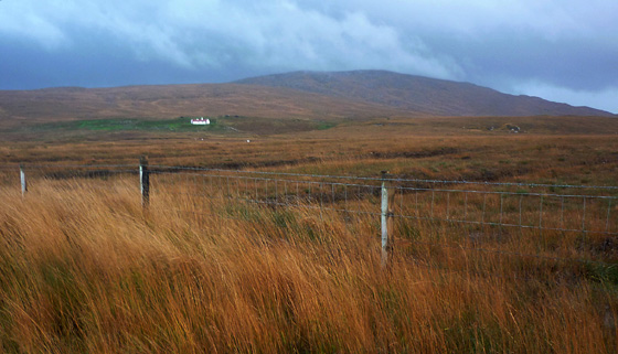 MountainViews.ie Picture about mountain Cruach Leac Chonaill in area Donegal NW, Ireland
