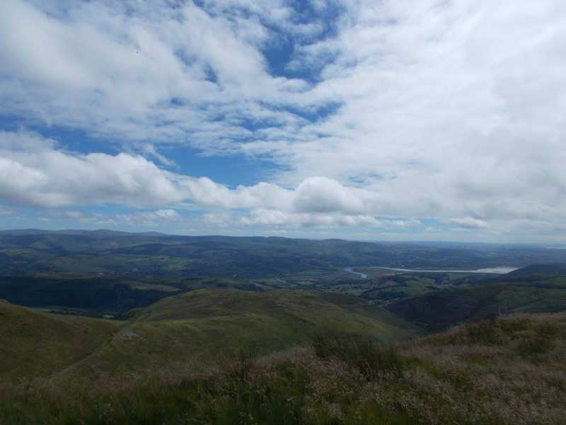 MountainViews.ie Picture about mountain Mynydd Rhyd-galed East Top  in area Dolgellau to Machynlleth, Ireland