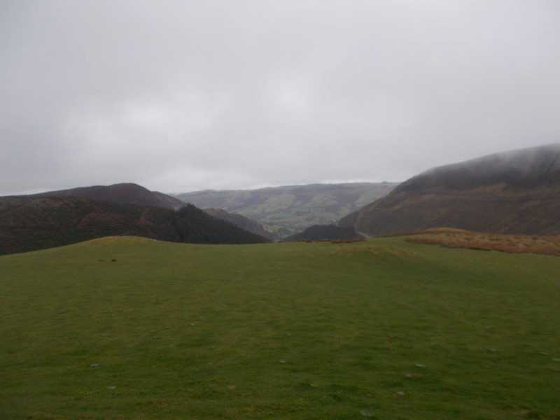 MountainViews.ie Picture about mountain Bryn y Fedwen  in area Aberystwyth to Welshpool, Ireland