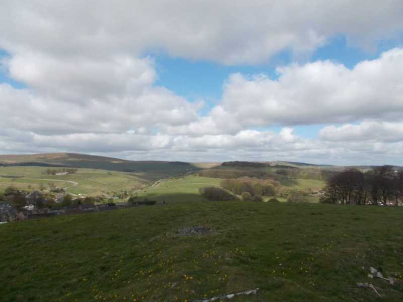 MountainViews.ie Picture about mountain Fox Low in area Lancashire, Cheshire & the Southern Pennines, Ireland